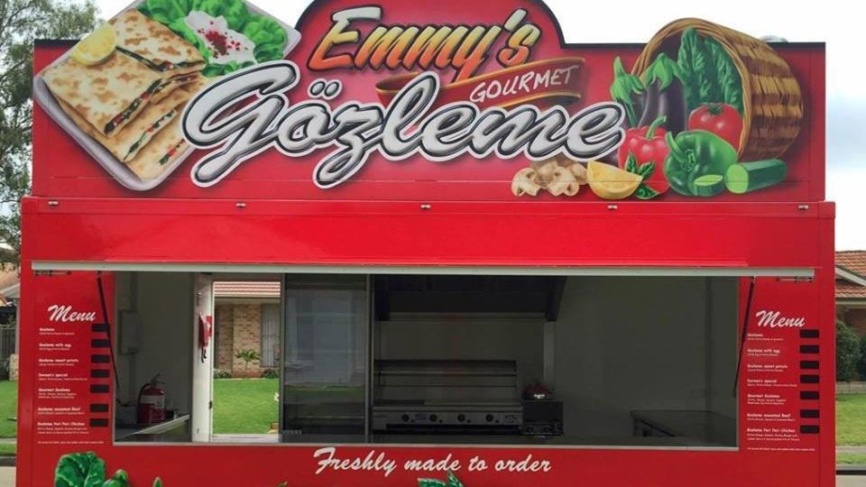 Emmy's Gourmet Gozleme